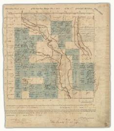US Public Land Survey System - GLO Survey Plat